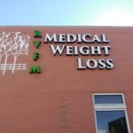 Custom Made Channel Letter Signs in Denver
